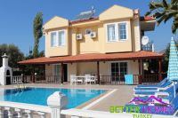 Spacious & Private 4 Bed Villa, Ovacik
