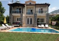 Spacious Three bedroomed villa with Beautiful Gardens, Ovacik